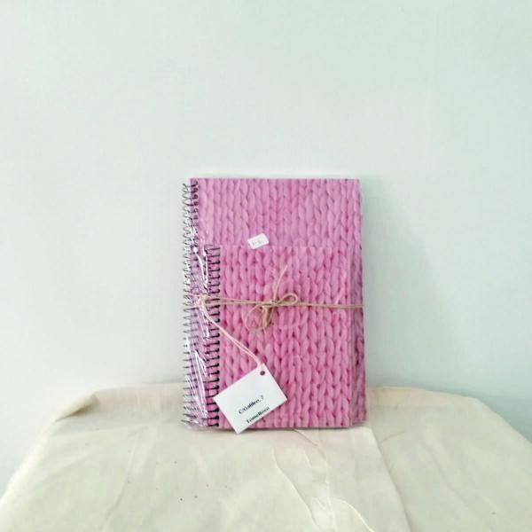 _F_38 Cuaderno grande+libreta pequeña